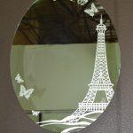"""Зеркало """"Париж"""" 780*600 мм. Цена 2 800 руб. ПРОДАНО"""