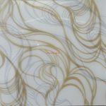 6 Триплекс с рисунком на белом оракале