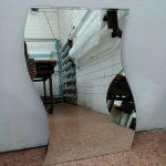 Зеркало фигурное 800-600 мм. Цена 1030 руб. ПРОДАНО