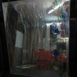 Зеркало с фьюзингом 490*600 мм. Цена 5 270 руб.