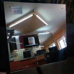Зеркало 700*700 мм. Цена 1 200 руб.